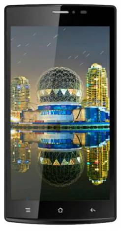 Недорогой и функциональный смартфон BQ BQS-5500 Vancouver на 5.5 дюймов