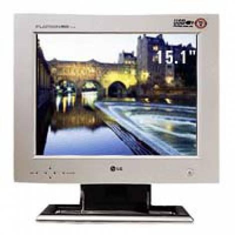 Ноу-хау в мониторах. Модель Flatron LCD 575LE