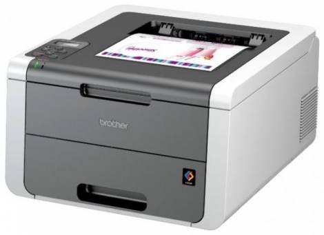 Общие характеристики принтера Brother HL-3140CW