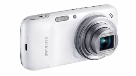 Обзор камерофона SAMSUNG GALAXY K ZOOM