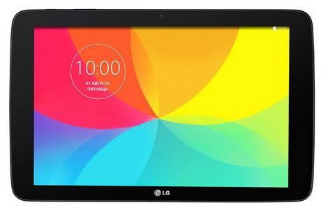 Обзор планшета LG G Pad 10.1 V700