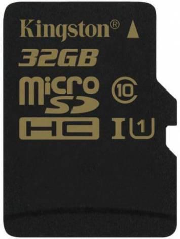Обзор USB флешки Kingston MicroSD HC UHS-I 32 GB