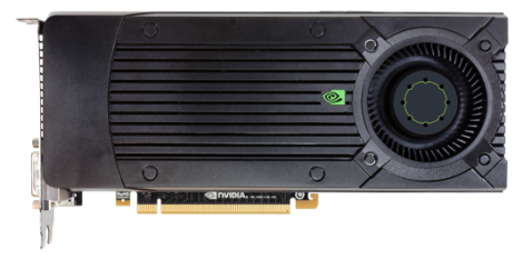 Обзор видеокарты GeForce GTX 760