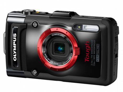 Olympus Tough TG-2: обзор защищенного фотоаппарата