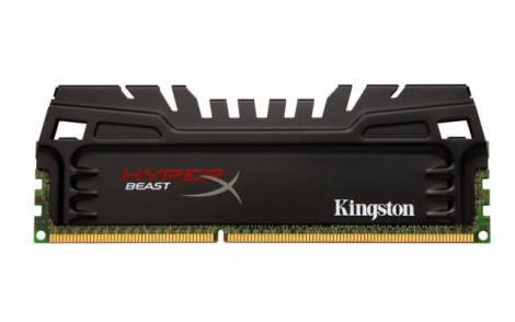 Оперативная память на 8 ГБ HyperX Beast DDR3-2133 от Kingston