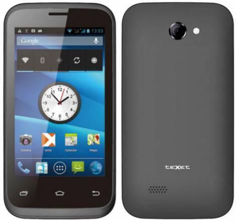 Отечественный смартфон TeXet X-Basic 2