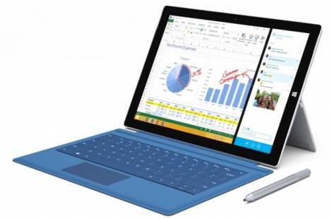 Планшет Surface Pro3 от Microsoft