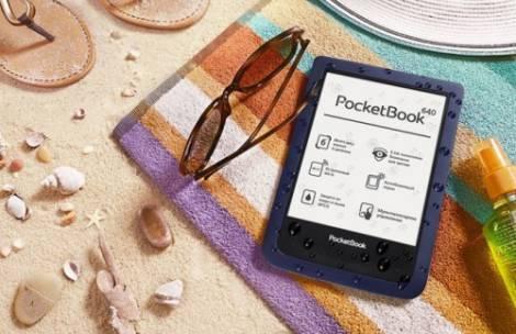 PocketBook 640 Aqua: непотопляемая читалка
