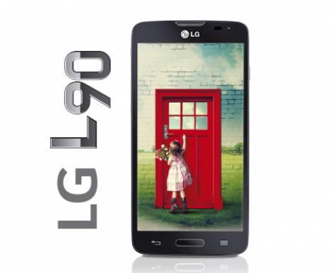 Подробный обзор смартфона LG L90