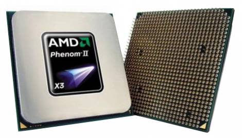 Процессор AMD (ATI) Phenom II X3 710