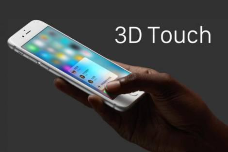 Секреты правильного использования 3D Touch на iPhone 6S