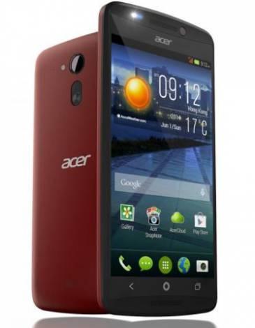 Смартфон с поддержкой трех SIM-карт - Acer Liquid E700