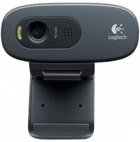 Вебкамера Logitech HD Webcam