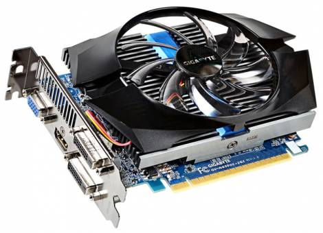 Видеокарта GIGABYTE GeForce GTX 650