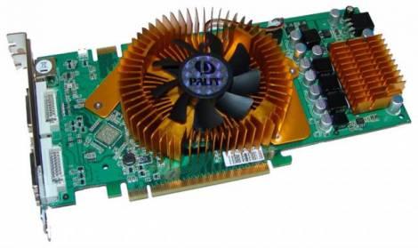 Видеокарта Palit Geforce 9800 GT