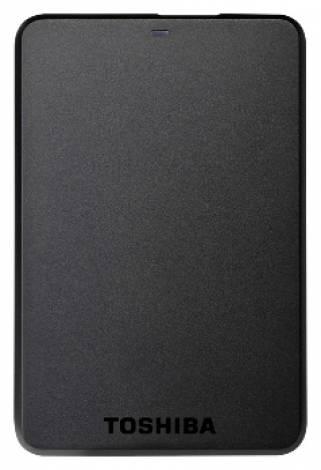 Внешний диск Toshiba на 1TB
