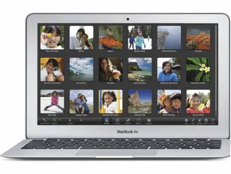 «Воздушный» ноутбук от Apple