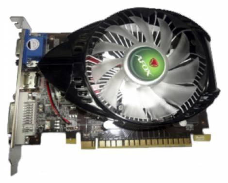 Видеокарта AFOX GeForce GT 440 (750МГц, GDDR5 1024Мб 3200МГц 128 бит)