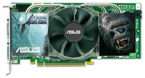 Видеокарта ASUS GeForce 7900 GTX (650МГц, GDDR3 512Мб 1600МГц 256 бит)