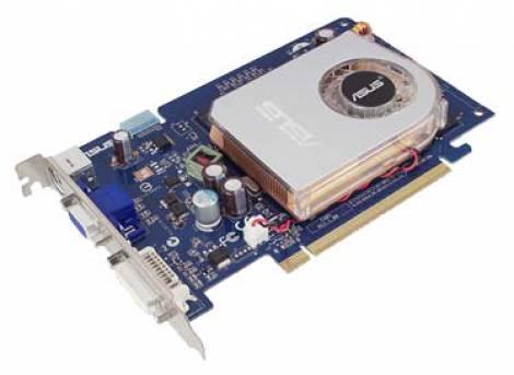 Видеокарта ASUS GeForce 8500 GT (459МГц, GDDR2 256Мб 800МГц 128 бит)