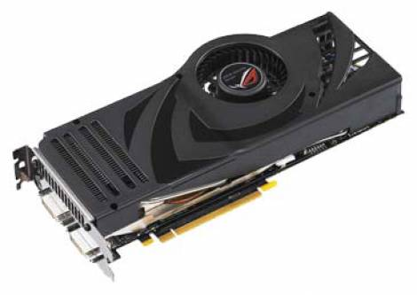 Видеокарта ASUS GeForce 8800 Ultra (612МГц, GDDR3 768Мб 2160МГц 384 бит)