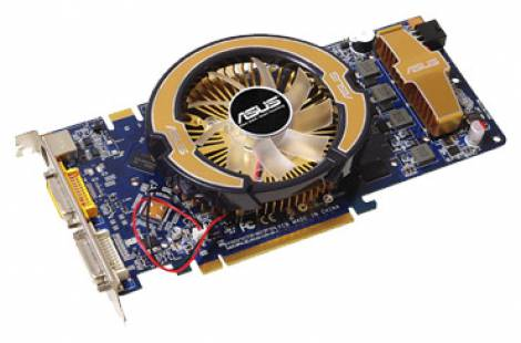 Видеокарта ASUS GeForce 9800 GT (650МГц, GDDR3 512Мб 1940МГц 256 бит)