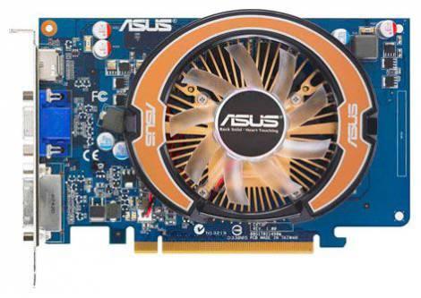 Видеокарта ASUS GeForce GT 240 (550МГц, GDDR5 1024Мб 3400МГц 128 бит)