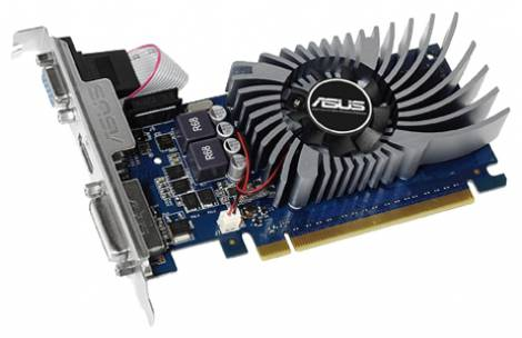 Видеокарта ASUS GeForce GT 640 (1046МГц, GDDR5 1024Мб 5010МГц 64 бит)
