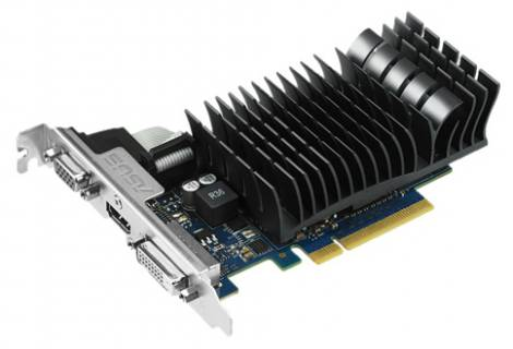 Видеокарта ASUS GeForce GT 720 (797МГц, GDDR3 1024Мб 1600МГц 64 бит)