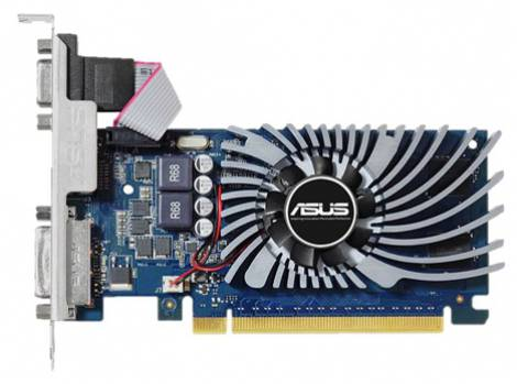 Видеокарта ASUS GeForce GT 730 (901МГц, GDDR5 1024Мб 5010МГц 64 бит)
