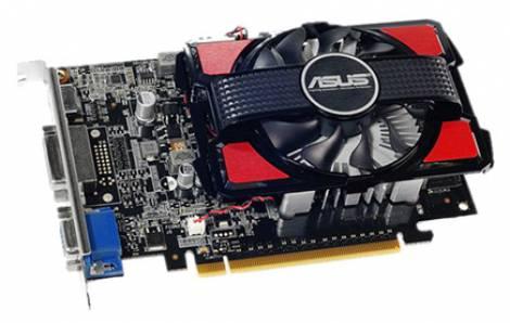 Видеокарта ASUS GeForce GT 740 (993МГц, GDDR3 2048Мб 1782МГц 128 бит)