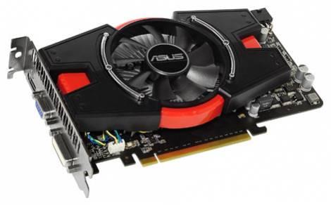 Видеокарта ASUS GeForce GTS 450 (810МГц, GDDR5 1024Мб 3608МГц 128 бит)