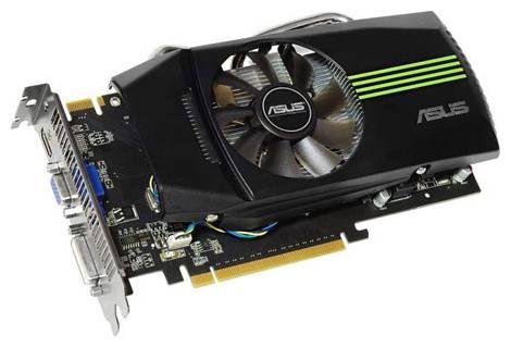Видеокарта ASUS GeForce GTS 450 (850МГц, GDDR5 1024Мб 3800МГц 128 бит)