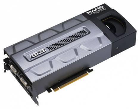 Видеокарта ASUS GeForce GTX 285 (648МГц, GDDR3 4096Мб 2200МГц 1024 бит)