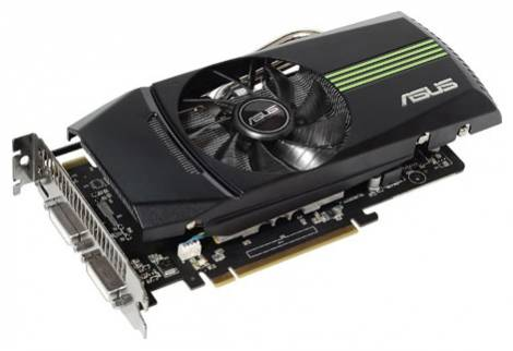 Видеокарта ASUS GeForce GTX 460 (775МГц, GDDR5 1024Мб 4000МГц 256 бит)