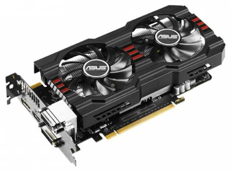 Видеокарта ASUS GeForce GTX 650 Ti Boost (1020МГц, GDDR5 2048Мб 6008МГц 192 бит)