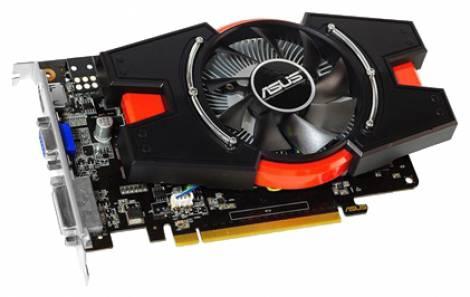 Видеокарта ASUS GeForce GTX 650 (1071МГц, GDDR5 2048Мб 5000МГц 128 бит)