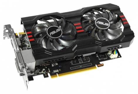 Видеокарта ASUS GeForce GTX 660 Ti (1006МГц, GDDR5 3072Мб 6200МГц 192 бит)