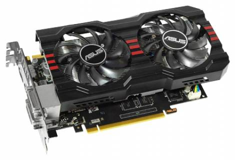 Видеокарта ASUS GeForce GTX 660 Ti (915МГц, GDDR5 3072Мб 6008МГц 192 бит)