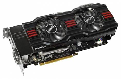 Видеокарта ASUS GeForce GTX 680 (1006МГц, GDDR5 4096Мб 6008МГц 256 бит)