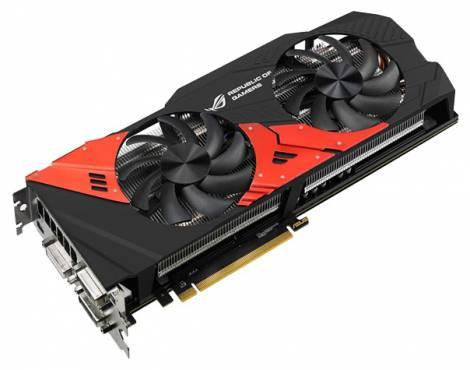 Видеокарта ASUS GeForce GTX 760 (1006МГц, GDDR5 4096Мб 6004МГц 512 бит)