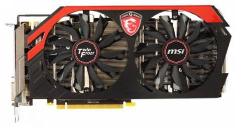 Видеокарта ASUS GeForce GTX 760 (1006МГц, GDDR5 4096Мб 6008МГц 256 бит)