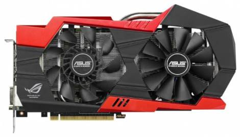 Видеокарта ASUS GeForce GTX 760 (1085МГц, GDDR5 4096Мб 6008МГц 256 бит)