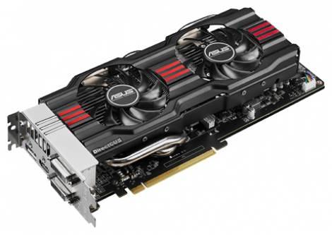 Видеокарта ASUS GeForce GTX 770 (1045МГц, GDDR5 2048Мб 7010МГц 256 бит)