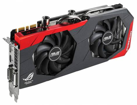 Видеокарта ASUS GeForce GTX 780 (954МГц, GDDR5 3072Мб 6008МГц 384 бит)