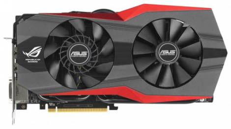 Видеокарта ASUS GeForce GTX 780 Ti (1006МГц, GDDR5 3072Мб 7000МГц 384 бит)