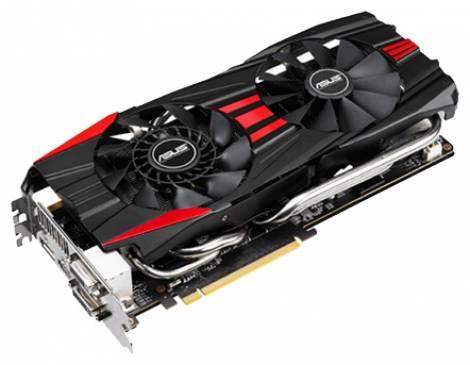 Видеокарта ASUS GeForce GTX 780 (889МГц, GDDR5 3072Мб 6008МГц 384 бит)