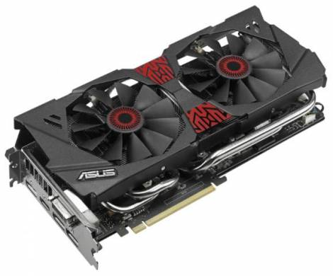 Видеокарта ASUS GeForce GTX 980 (1178МГц, GDDR5 4096Мб 7010МГц 256 бит)