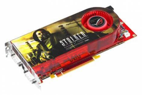 Видеокарта ASUS Radeon HD 2900 XT (740МГц, GDDR3 512Мб 1650МГц 512 бит)