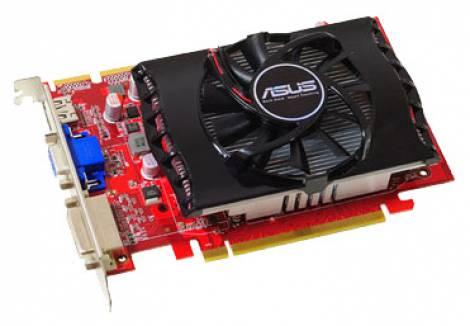 Видеокарта ASUS Radeon HD 4670 (750МГц, GDDR3 1024Мб 1600МГц 128 бит)
